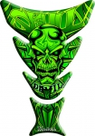 Tank pad keiti mask green