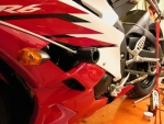 Crash pady R&G RACING - yamaha yzf-r6 06-